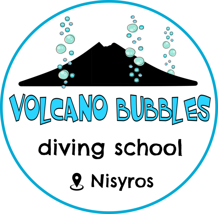 volcano bubbles boat sticker